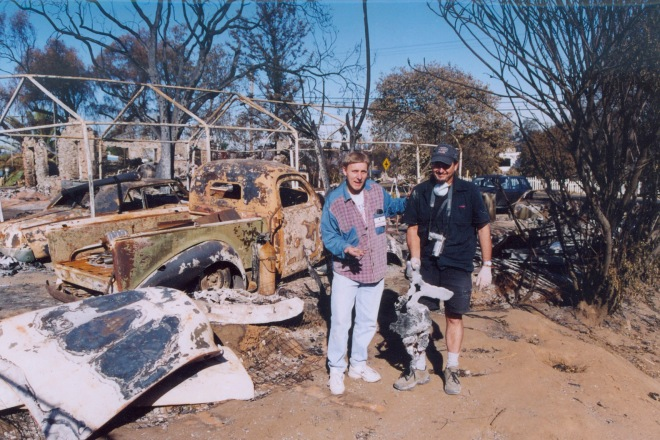burned house 0343